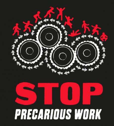 Common Demand Stop Precarious employment